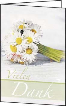 Motiv-Karten inkl. weiße Umschläge. Vielen Dank, Glanzkarton