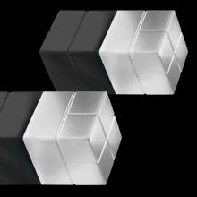 SuperDym-Magnet 20x20x20mm silber vernickelt, stark, hält bis zu 25 BL.