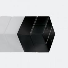 SuperDym-Magnet 20x20x20mm schwarz vernickelt, stark,