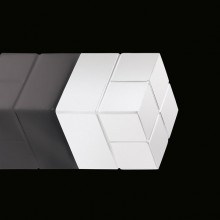 SuperDym-Magnet 20x20x20mm weiß vernickelt, stark,