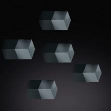 SuperDym-Magnet C5 Strong titangrau, vernickelt, hält bis zu 8 Blatt A4