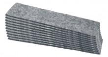 Filzstreifen für Board Eraser MU204