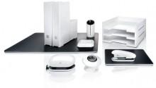Schreibunterlage Eyestyle white 600x6x450mm schwarze Zwischenlage