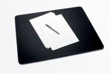 Schreibunterlage Eyestyle dunkelgrau/ schwarz, 600x6x450mm schwarz mit grauer