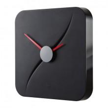 Uhr in schwarz