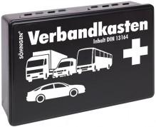KFZ-Verbandskasten in schwarz