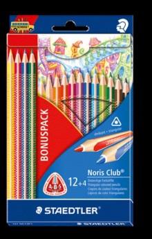 Staedtler Farbstifte 127 Noris Club Vorteilspack 12+4