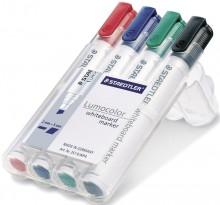 Whiteboard Marker Keilspitze 2-5 mm, sortiert
