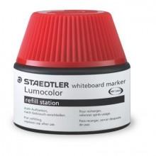 Staedtler Whiteboardmarker Refill Station für 351 und 351 B, rot