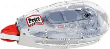 Pritt Refill Korrekturroller 12 m x 6 mm, Push&Pull Funktion