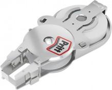 Pritt Korrekturroller Refillkassette 12 m x 4,2 mm, Push&Pull Funktion