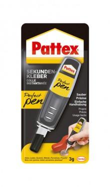 Sekundenkleber Pattex Perfect Pen Blisterkarte 3 g
