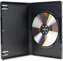 DVD-Leerhülle schwarz