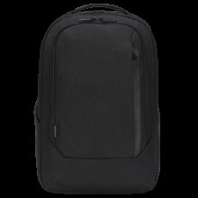 """Rucksack Cypress Eco 15,6"""" schwarz für Notebook, aus recycelten Wasser-"""