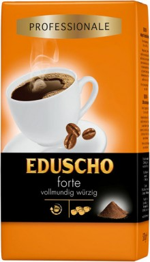 Eduscho Professionale Forte - Produktansicht