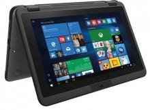 Notebook Mobile 360-11 11 Zoll 29,5cm, Win 10 Home 4GB RAM 128GB SSD,