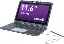 """Notebook 2-in-1, 11,6"""" (29,5 cm), Multitouch HD-Display, Win 10 Pro"""