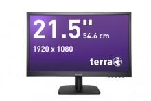 "LED Monitor 2226W schwarz 21,5"" Auflösung: 1920 x 1080 Pixel (FullHD)"