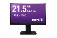 "LED Monitor2226W PV schwarz 21,5"" Auflösung: 1920 x 1080 Pixel (FullHD)"