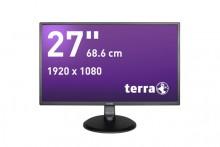 "LED Monitor 2747W schwarz 23,6"" Auflösung: 1920 x 1080 Pixel (FullHD)"