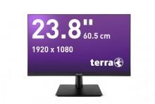 "LED Monitor 2463W schwarz 23,8"" Auflösung: 1920 x 1080 Pixel (FullHD)"