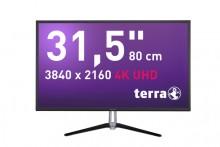 "LED Monitor 3290W schwarz31,5"" Auflösung: 3840 x 2160 (4K UHD) Pixel"