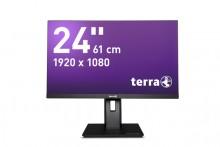 "LED Monitor 2463W PV schwarz 23,8"" Auflösung: 1920 x 1080 Pixel(Full-HD)"