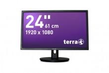 "LED Monitor 2435W HA schwarz 24"" Auflösung: 1920 x 1080 Pixel(Full-HD)"