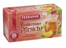 Tee Mediterraner Pfirsich