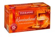 Tee Kaminabend, mit süßem Marzipan- geschmack