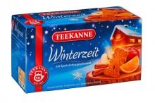 Tee Winterzeit, mit Spekulatius- geschmack