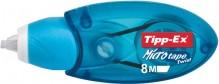 Korrekturroller Micro Tape Twist 8m Bandlänge, 5mm Bandbreite
