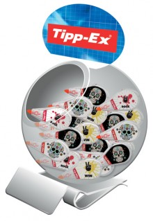 Tipp-Ex Mini Pocket Mouse in einer 40er Bubble