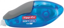 Korrekturroller Tipp-Ex Soft Grip, 4,2mm x 10m, Einweg