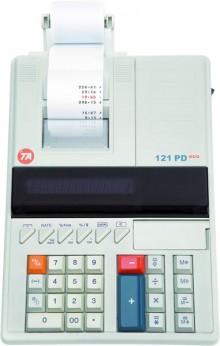 Tischrechner 121 PD ECO 12-stellig Digitron Anzeige 12mm Ziffernhöhe,