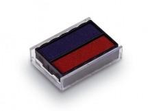 Ersatzstempelkissen für 4850 blau/rot