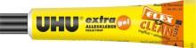 Alleskleber UHU extra 18g flex & clean Kunststofftube
