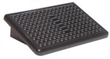 Unilux Fußstütze CONFORT schwarz, mit Massagefunktion