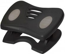 Unilux Fußstütze NYMPHEA anthrazit/grau, ergonomisch