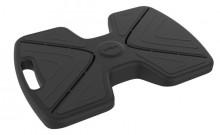 Unilux Fußstütze UPDOWN schwarz, ergonomisch