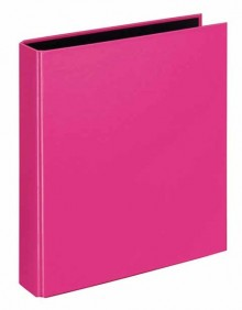 Ringbuch A5 Velocolor pink