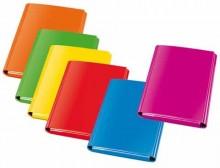 Heftbox A4 -VELOCOLOR - sort gelb,rot,grün,blau,pink, orang