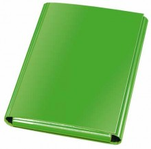 Heftbox A4 -VELOCOLOR- h-grün