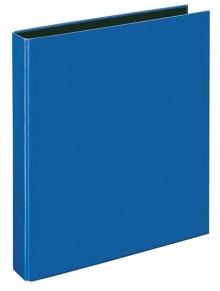 Ringbuch A4 Classic d-blau 4-R-Combi 25mm