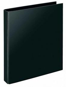 Ringbuch A4 Classic schwarz 4-R-Combi 25mm
