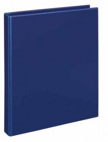 Ringbuch A4 PVC d-blau 4-Ring 16mm