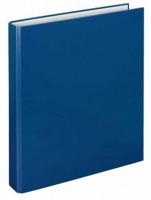 Ringbuch A4 PP d-blau 4-Ring 16mm