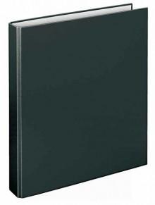 Ringbuch A4 PP schwarz 4-Ring 16mm