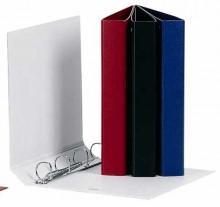 Ringbuch A5 PP weiss 4-R-Combi 30 mm
