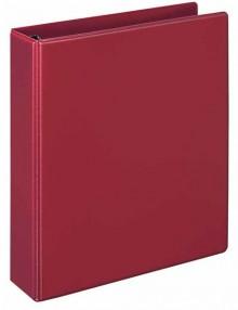 Ringbuch A5 PVC w-rot 4-R-Combi 25 mm